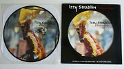 Izzy Stradlin Guns And Roses Full Name Signed Autographed 12 Lp Beckett Certified