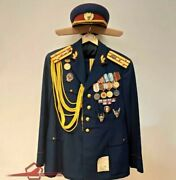 Romania Rsr Army Military Ceremonial Parade Uniform Colonel Infantry Complete