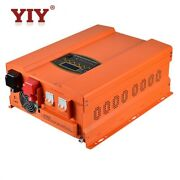 Usa Dc48v Ac120and240v 10kw Off-grid Pure Sine Wave Power Inverter Battery Charger