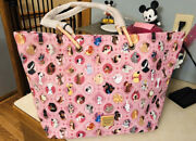 Disney Dooney And Bourke Dogs Tote Pink 2018