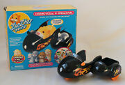 Zhu Zhu Pets Hamcycle And Sidecar By Cepia. Excellent Used Condition