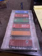 N Scale Enthusiast N Sp Run Micro-trains Great Northern 6 Pack - Mint - New