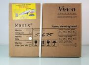 Vision Engineering Meh-001 - Mantis Elite Stereo Microscope Viewing Head Only