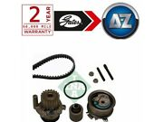 Zz88 For Passat 3b3 1.9 Tdi 4motion 130hp -05 Timing Cam Belt Kit And Water Pump