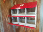 Duncanand039s Poultry 6 Hole Hen Chicken Nest Box. Highest Quality. Made In Usa.