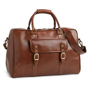 Chester Square Weather Treated Leather Satchel - Original Retail 395