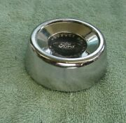 1961 To 1964 Ford Pickup Horn Button Pt C3ta-13a800-a