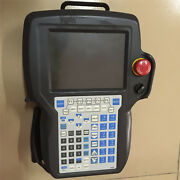 1pc Uesd Fanuc Teach I Pendant A05b-2518-c304emh Tested In Good Condition