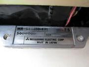 1pc Used Mitsubishi Mr-s1-200-e31. Servo Drive Fully Tested In Good Condition