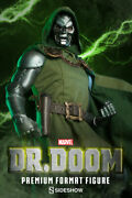 Dc. Doom Marvel Statue Sideshow Sold Out Fatalis