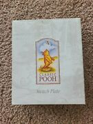 Winnie The Pooh Classic Ceramic Single Light Switch Plate Cover Part 65060