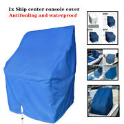 Waterproof Boat Marine Yacht Center Console Cover Kit Fit Up 46wx40dx45h Navy