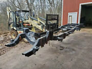 2011-2016 Ford F250 F350 Frame Chassis Crew Cab 6.5ft Bed 4x4 6.7l Diesel