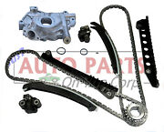 Timing Chain Kit + Oil Pump Ford F-150, Expedition, Mark Lt And Navigator 5.4l V8