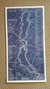 Chautauqua Lake Ny Map - Goldfinch Survey Map From 1946 - Steamboat Routes New