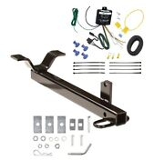 Trailer Tow Hitch For 05-06 Honda Element Receiver W/ Wiring Harness Kit
