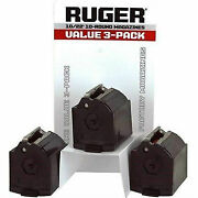 Factory Ruger 10 22 10/22 Bx-1 Magazine Mag Clip 10rd 3-pack 90451