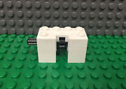 Lego Technic Geared Rack Winder White 2426 From Sets 6953 And 6990 Monorail