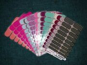 Jamberry _ Polka Dots _ Full Sheets _ Many To Choose From