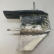 C 1656-8865-c Mercury 1988 And Older Bravo I Lower Unit Outdrive For Parts/repair
