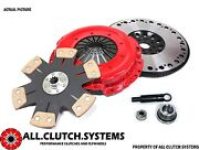 Acs Stage 4 Clutch Kit+forged Flywheel 96-04 Ford Mustang Gt Cobra Svt 4.6l
