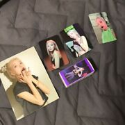 Mamamoo Solar Official 1st Solo Album Spit It Out Photocards Postcard Powder Set