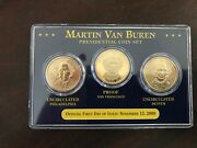 Presidential 1 Proof And Uncirculated Coin Sets Qty Of 6 Sets