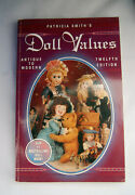 Patricia Smith's Doll Values, Antique To Modern Vol. 12- 1996