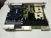 Used And 100 Test Cp6010 Rear I/o Module Cp6010/fnb-01 Free Ship Dhl Or Ems