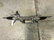 15 2015 Mercedes C Class 4 Matic Electrical Power Steering Rack And Pinion Oem