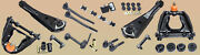 Poly Mustang 1967 - 1969 Super Front End Suspension Kit Manual Steering Only