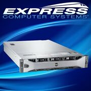 Dell Poweredge R720 2x E5-2670v2 2.5ghz 10 Core 768gb 8x Trays H710 No Hdds