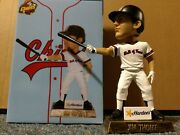 Jim Thome Hof Peoria Chiefs Sga Bobblehead Chicago White Sox Indians Phillies