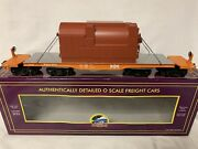 ✅mth Premier Bessemer And Lake Erie 47andrsquo Heavy Duty Flat Car And Transformer 20-98354
