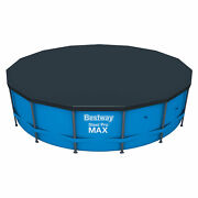 Flowclear 15 Foot Round Steel Pro Maxtm Above Ground Pool Cover Cover Only