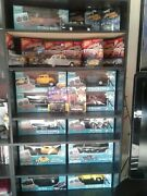 24 Pc Ertl American Graffiti Collection 118 And 164 Scale Diecast