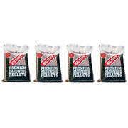 Camp Chef Smoker Grill Premium Hickory Bbq Hardwood Pellets 20 Lbs 4 Pack