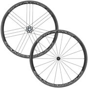 New Campagnolo Bora One 35 Carbon Road / Clincher Wheelset / Dark Labels