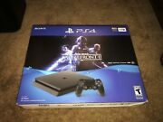 Sony Playstation 4 Ps4 Star Battlefront Ii Box Inserts Only No System