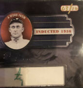 2019 A Word From Ty Cobb Authentic Handwriting Cut Andldquotyandrdquo Rare Jackpot 3 Of 10