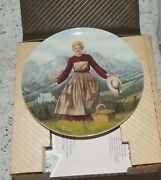 2 Collector Plates/ The Sound Of Music 1986/ First Plate And 2nd Plate In Series