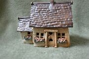 Windy Meadows Pottery Garden Cottage 1988