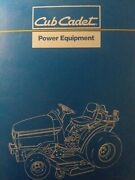 Cub Cadet Compact 2wd 4wd Gear Hydro Tractor 726 730 Ser 7260 7305 Parts Manual