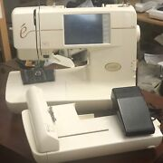Baby Lock Esante Ese Sewing And Embroidery Machine Working- Lcd Problems