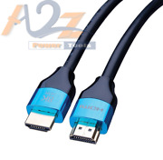 Vanco Certified 8k High Speed Hdmi Cable - 1ft