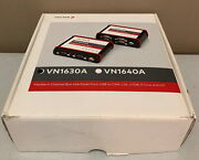 New Vector Vn1630a Flexible 4-channel Bus Interface Can/lin Guaranteed
