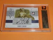 2005-06 Itg Sidney Crosby Autograph 9/39 Rookie Roy Rc Extremely Rare Auto