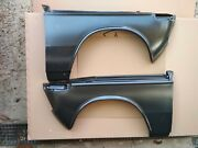Bmw E10 Fenders Side Panels Euro L+r New Nos 41355490000 41355490001