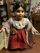 American Girl Doll Josefina With Meet Outfit