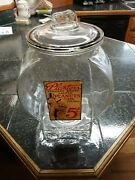 Planters Peanuts Country Store Jar
